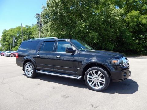Used Ford Expedition EL Limited