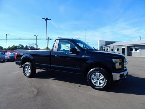 New 2016 Ford F-150 XLT 4WD