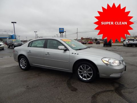 Used Buick Lucerne CXL