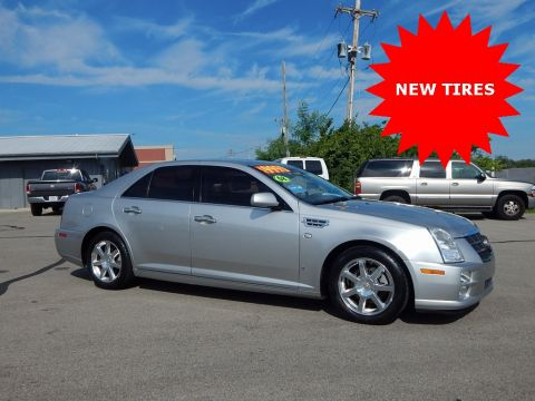 Pre-Owned 2008 Cadillac STS V8