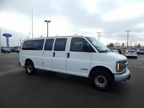 Used Chevrolet Express Van G3500