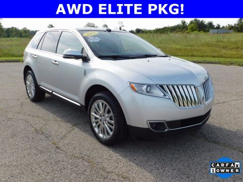 Pre-Owned 2015 Lincoln MKX ELITE