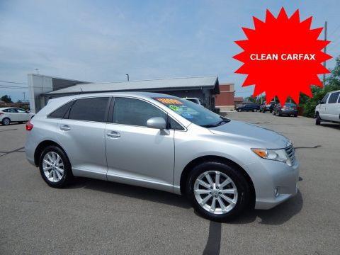 Pre-Owned 2009 Toyota Venza Base