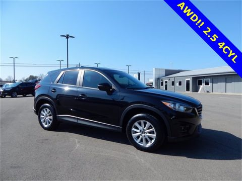 Used Mazda CX-5 Touring