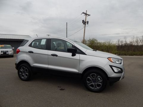 New Ford EcoSport S