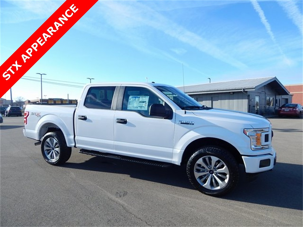 New 2018 Ford F 150 Stx