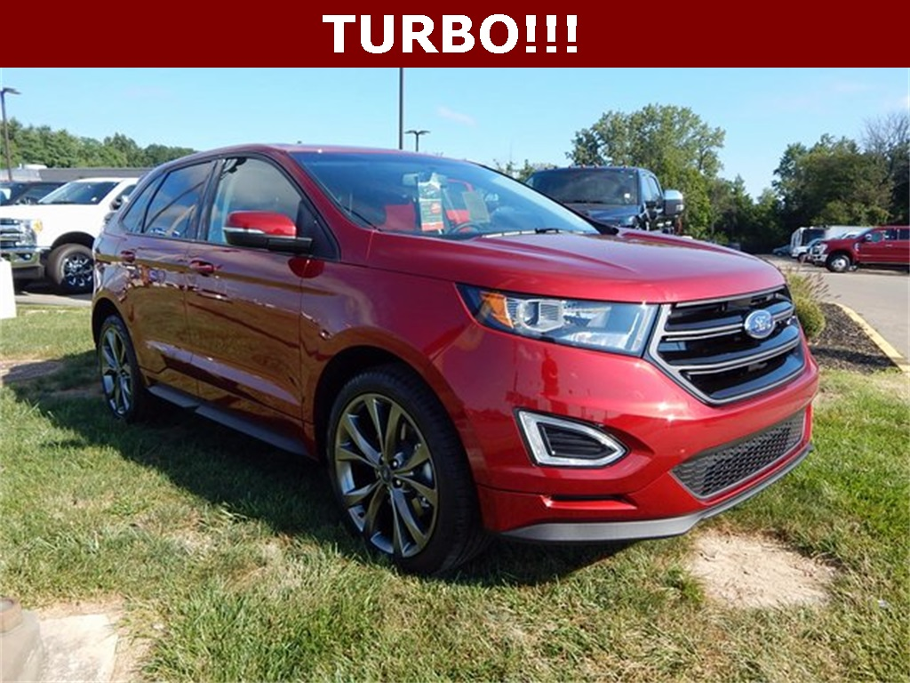 new 2017 ford edge sport 4d sport utility in richmond f37699 wetzel ford. Black Bedroom Furniture Sets. Home Design Ideas
