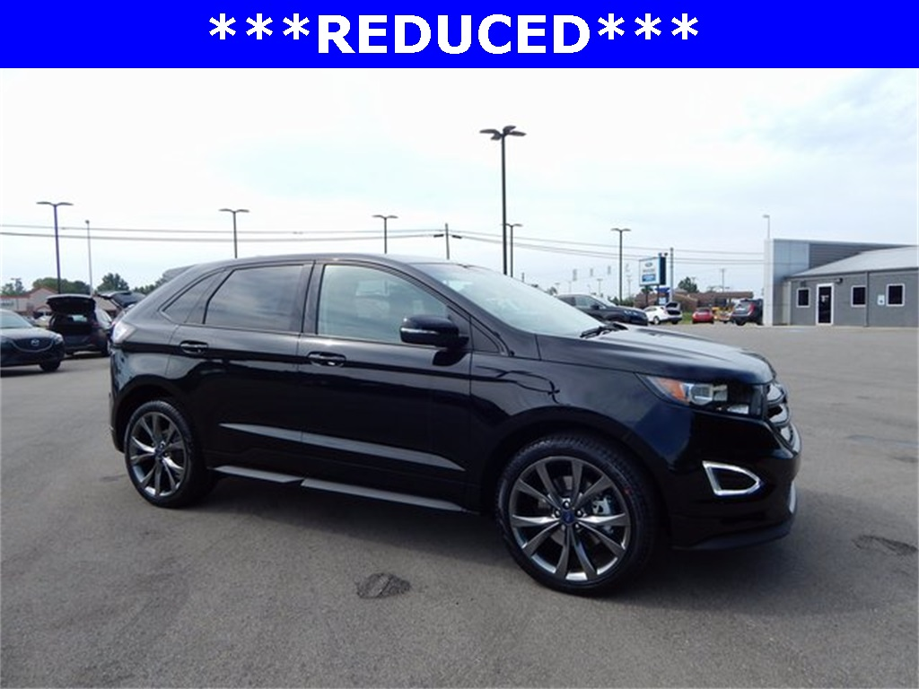 Pre Owned 2017 Ford Edge Sport