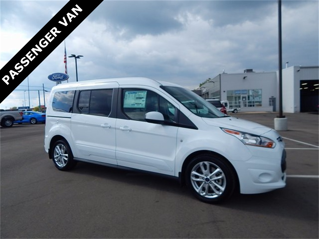 New 2017 Ford Transit Connect Titanium Passenger Van In Richmond F37322 Wetzel Ford