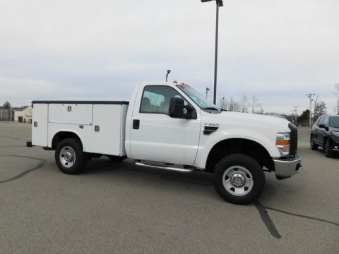 Pre-Owned 2008 Ford F-250SD XL