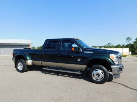 Pre-Owned 2012 Ford F-350SD Lariat